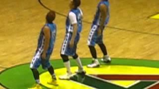 Vhong Navarro, Billy Crawford & Jhong Hilario (Alonte Sports Arena)