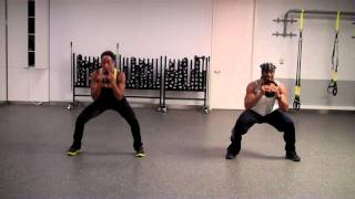 25 Minutes Kettle Bell Workout by GiveMe10Fitness