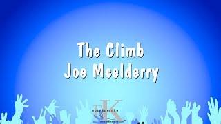 The Climb - Joe Mcelderry (Karaoke Version)