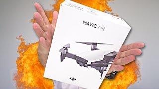 Что умеет Mavic Air