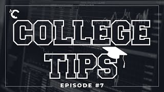 youtube video thumbnail - The Must-Listen Finance and Investing Crash Course with Jamie Beaton | College Tips Podcast