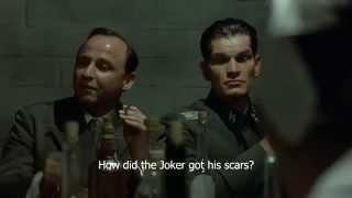 Bunker Jokes - Joker's scars
