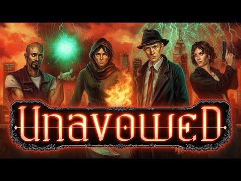 Unavowed launch trailer thumbnail