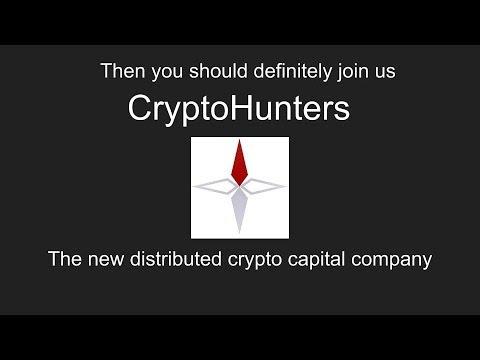 CryptoHuntersToken video thumbnail