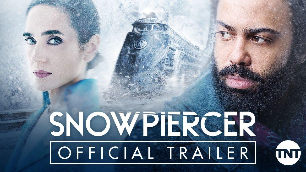 Финальный трейлер сериала Сквозь снег