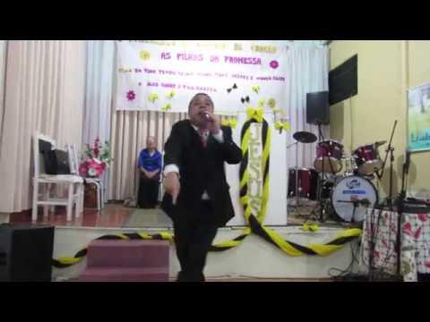 Cantor Gleibson Paim(Em Augusto Pestana-Rs)Igreja Pentecostal Debaixo da Promessa de Deus