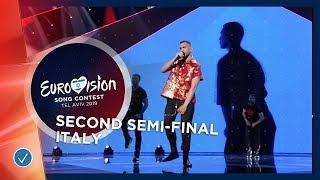 Mahmood   Soldi   Italy   LIVE   Second Semi Final   Eurovision 2019