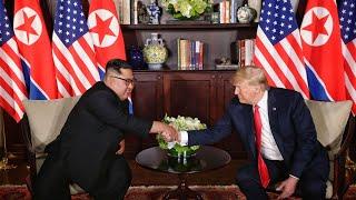 Donald Trump confident of 'terrific relationship' with Kim Jong Un