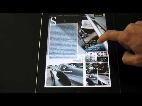 Top Gear Digital Magazine (hypothetical)