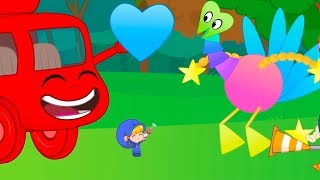Shapes Come to Life | Kids Cartoons | Mila and Morphle