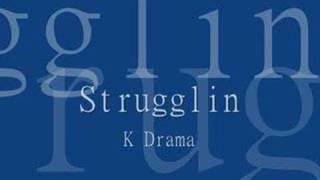 Christian Rap - Strugglin - K Drama