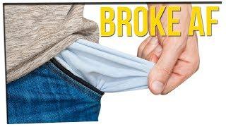 Americans Aren't Saving Their Money ft. DavidSoComedy