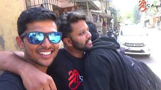 🙏Respect🙏 Delivery Boys || Raw Video || Marathi Vlog | Shrees Angel