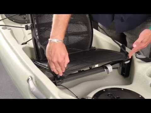 Vantage CT Seat Overview and Features