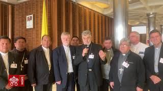 Dal Sinodo l'appello dei vescovi della Bolivia