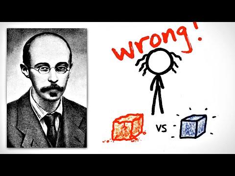 Muž, který opravil Einsteina - MinutePhysics