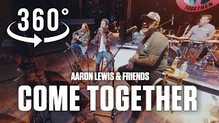 """Come Together"" (The Beatles) Acoustic Version by Sully Erna, Aaron Lewis & Friends in 360/VR"