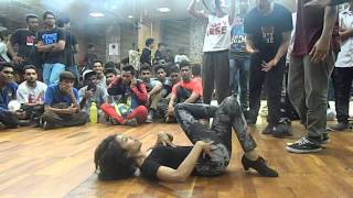 The Message India OSC (Famous vs Famous Final All style battle 2013).