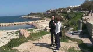 preview picture of video 'Porto Torres: La goccia d'olio che ha fatto traboccare il vaso.'