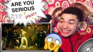 CHRIS BROWN PARTY REACTION ! DID HE REALLY DO THIS?!?!