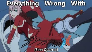 Everything Wrong With: Darling In The FranXX | First Quarter
