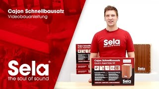 Sela Assembling Instructions Videos 1