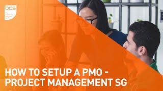 How to setup a PMO