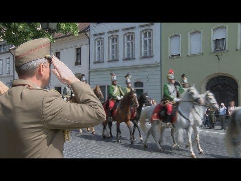 A magyar honvédelem napja 2017 - video preview image