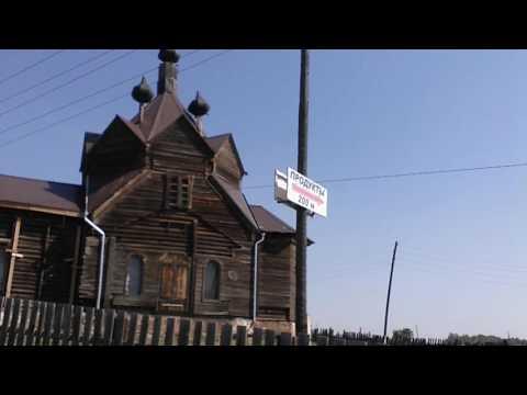 Храм села федоровское
