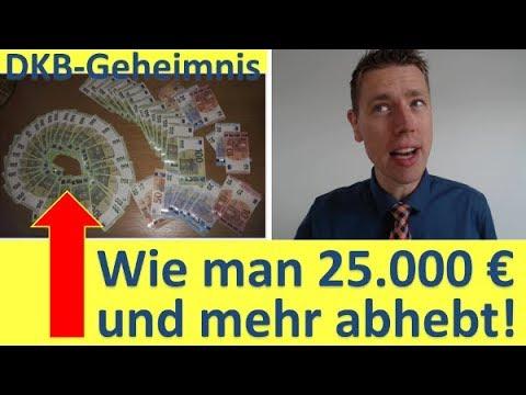 , title : 'Bargeld-Geheimnis: 25.000 € und mehr bei der DKB abheben!?'