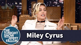 Майли Сайрус, Miley Cyrus Swears the Bickering Between Blake Shelton and Adam Levine Is Real