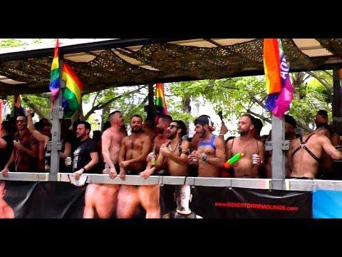 Torremolinos GAY PRIDE 2018   España Spain Malaga Andalusia   Gay Pride Week