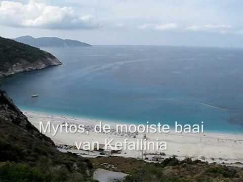 Zeilen langs de Ionische eilanden (12a, Kefalonia)