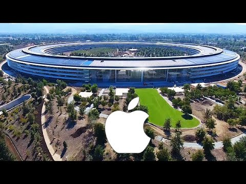 Download APPLE PARK - The Spaceship HD Mp4 3GP Video and MP3