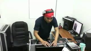 FEEL GOOD MUSIC....DJ GIO GUARDIAN JUGGLE LIVE