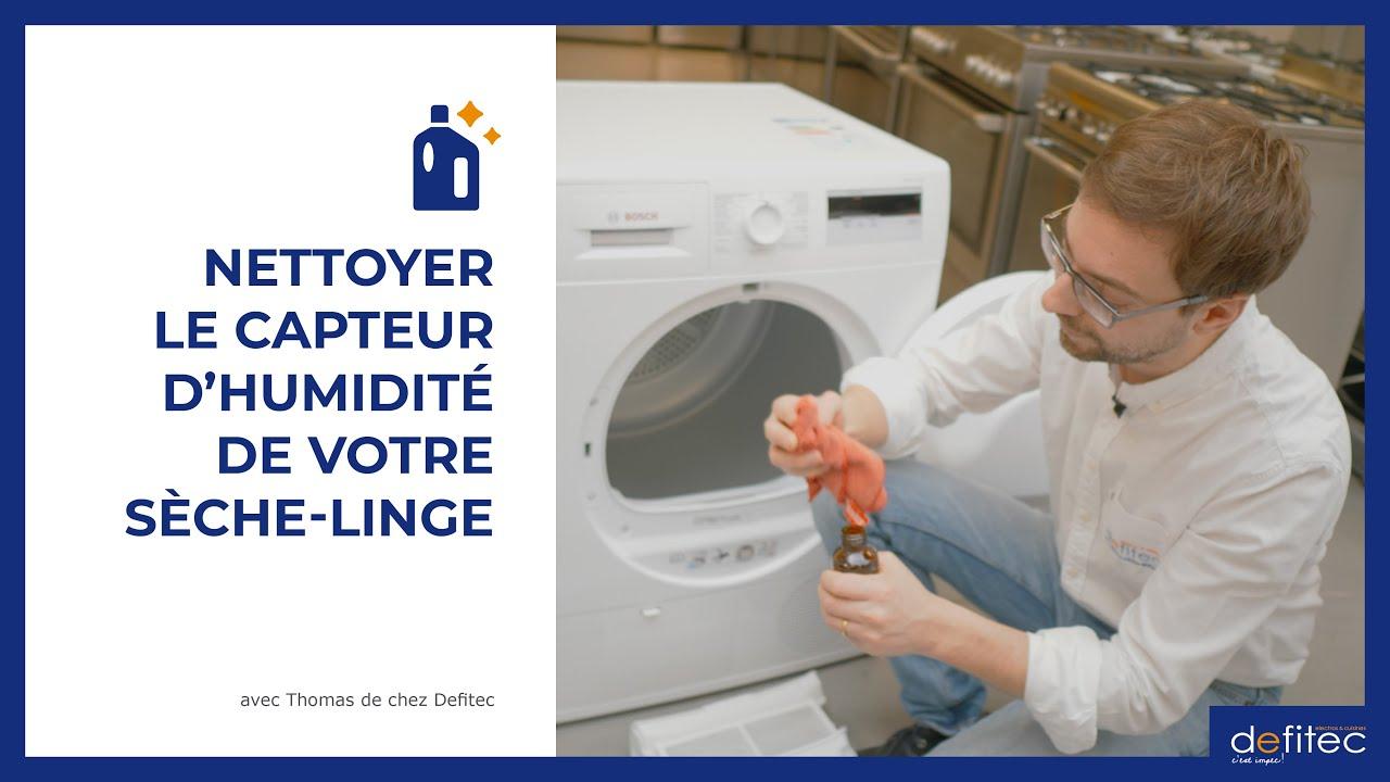 Pourquoi le temps de séchage de mon sèche-linge est plus long qu'avant ?
