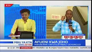 Mbiu ya KTN: Sheria za uchaguzi
