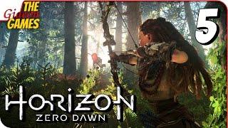 HORIZON Zero Dawn ➤ Прохождение #5 ➤ ОГРОМНЫЙ МИР