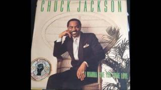 Chuck Jackson Wait in vain