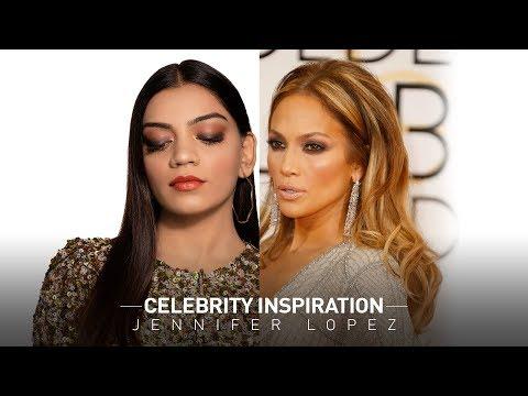 Celebrity Makeup Inspo   Jennifer Lopez   MyGlamm   Makeup Tutorial