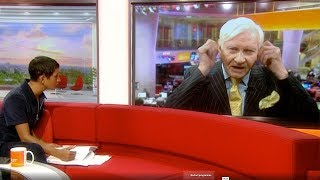 video: 'I'm not having it': Harvey Proctor storms out of BBC interview on 'VIP sex ring' scandal
