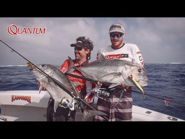 How to: Casting Poppers on Tropical Reefs