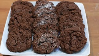 chocolate cookie recipe plain flour