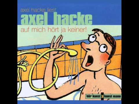 Axel Hacke - Ein Kühlschrank hat Angst