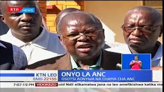 Chama cha ANC chalenga kumchukulia hatua ya mbunge mteule Godfrey Osotsi