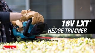 "MAKITA 18V LXT® 22"" Hedge Trimmer - Thumbnail"