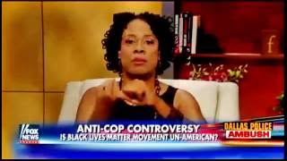 Black Lives Matter Radical Praises Killings of Police