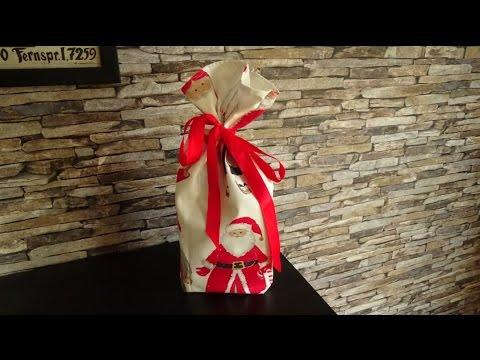 DaIsY´s DIY - Nikolaussäckchen in unter 10 Minuten nähen