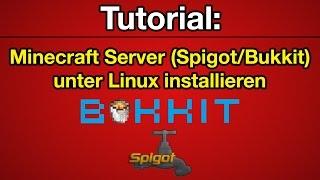 Spigot Server Tutorial Minecraft Server Erstellen Und Erste - Minecraft server erstellen vserver