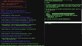 Exploiting Java Deserialization Vulnerabilities (RCE) on JSF/Seam Applications with JexBoss